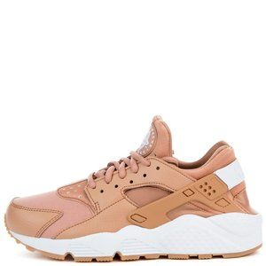 Nike Huarache Run tan color size 7.5 - 24.5cm